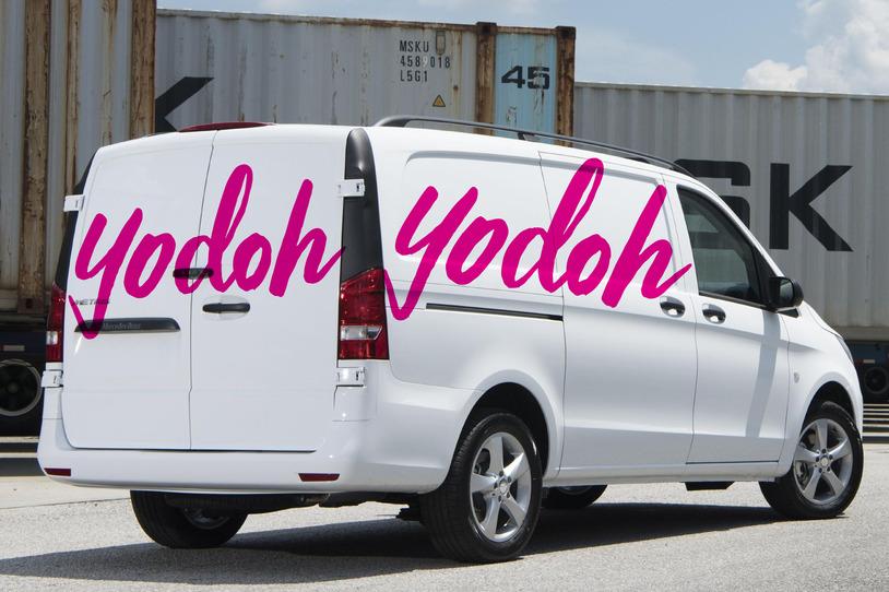 Carousel yodoh van