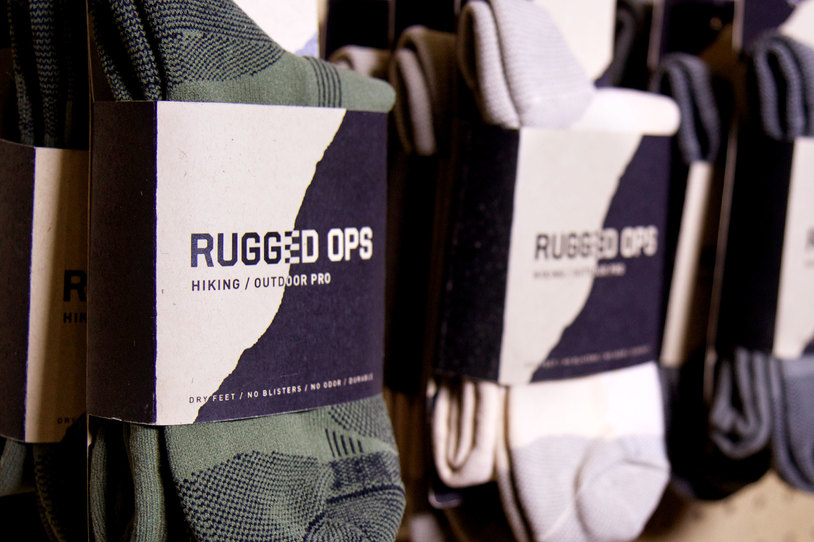 Carousel rugged ops packaging