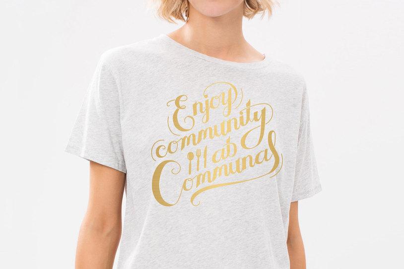 Carousel 2communal shirt