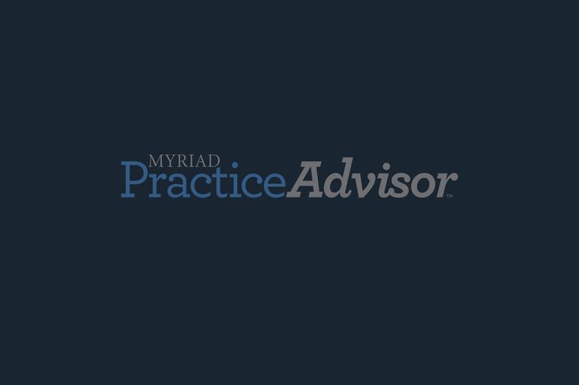 Carousel 7myriad practice advisor